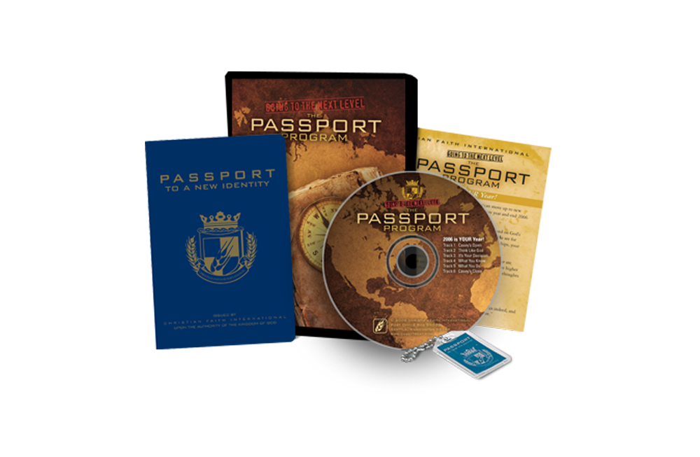 CFC Casey Treat Passport Direct Mail