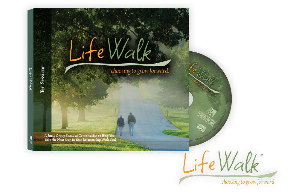 LifeWalk Full Color Book and CD