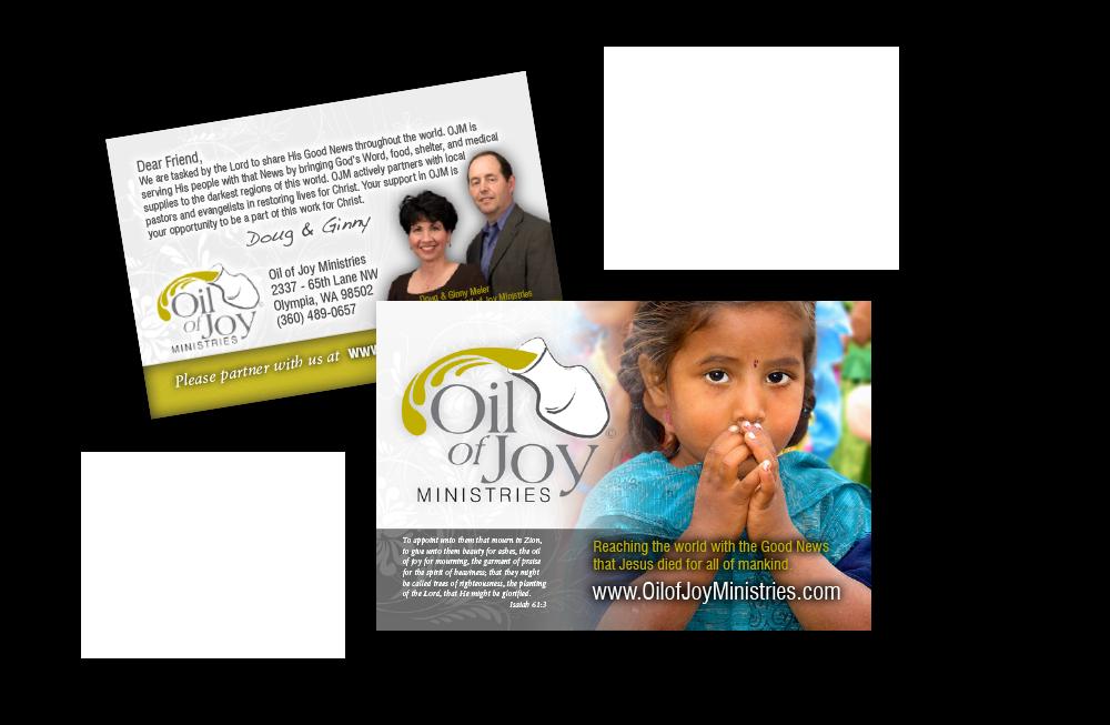 Oil of Joy Ministries